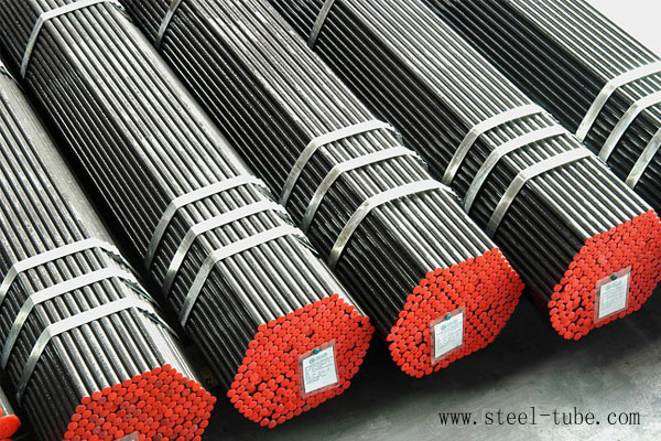 Heat exchanger and boiler tube